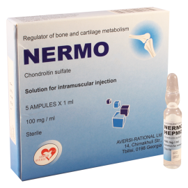 Nermo solution for inj 1 ml №5 amp.